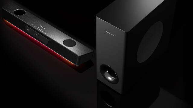 Sound Blaster lanza la barra de sonido Katana V2 pensada para jugadores