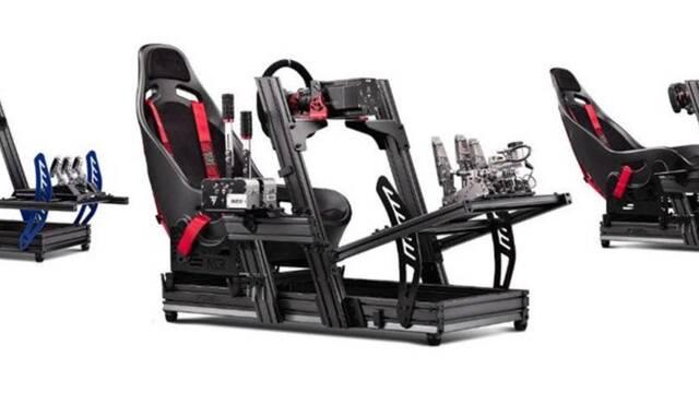 Next Level Racing anuncia sus nuevos cockpits F-GT Elite para los amantes de los sim racing
