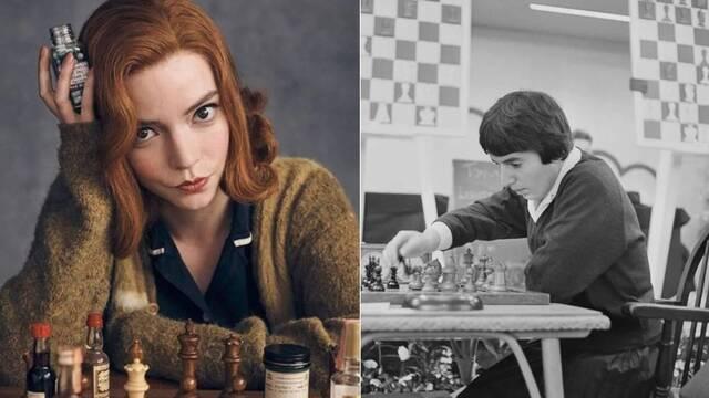 Gambito de Dama: ajedrecista profesional demanda a Netflix por mentir en la serie