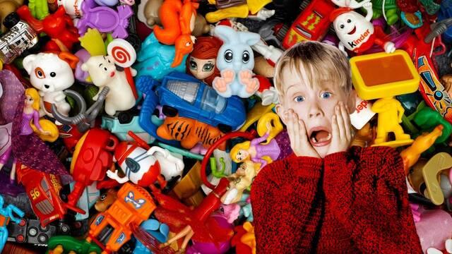 Los problemas de suministros podrían afectar a los juguetes estas Navidades