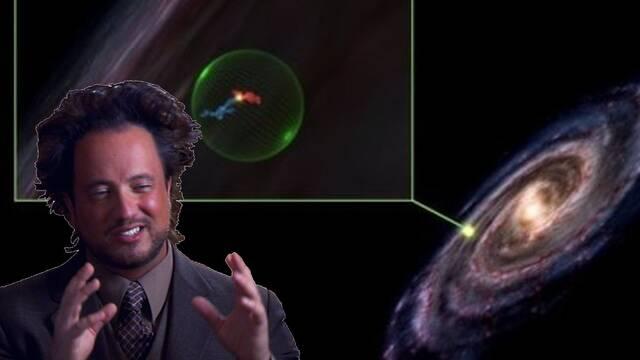 El Cascarón de Per-Tau, la esfera vacía de 500 años luz en nuestra galaxia