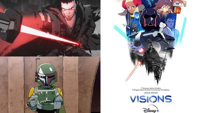 Star Wars Visions: La serie de anime que debes ver si amas la trilogía original