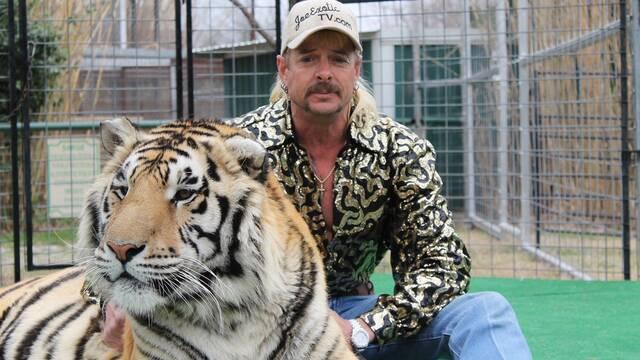 La esperada Tiger King 2 se estrenará a finales de año en Netflix