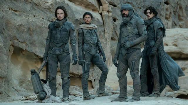 Los diseñadores de vestuario de Dune revelan que tuvieron que crear más de 1000 trajes