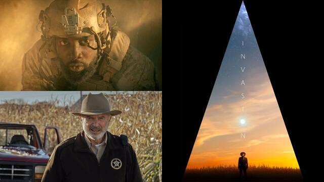Tráiler de 'Invasion', la nueva serie de extraterrestres que llega a Apple TV+