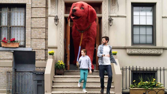 'Clifford, el Gran Perro Rojo' se estrenará el 12 de noviembre en cines y Paramount+