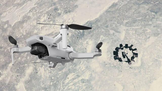 Un dron enroscando una bombilla al ritmo de 'Interstellar' es lo más viral de TikTok