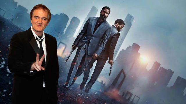 Quentin Tarantino confiesa que necesita volver a ver 'Tenet' para entenderla