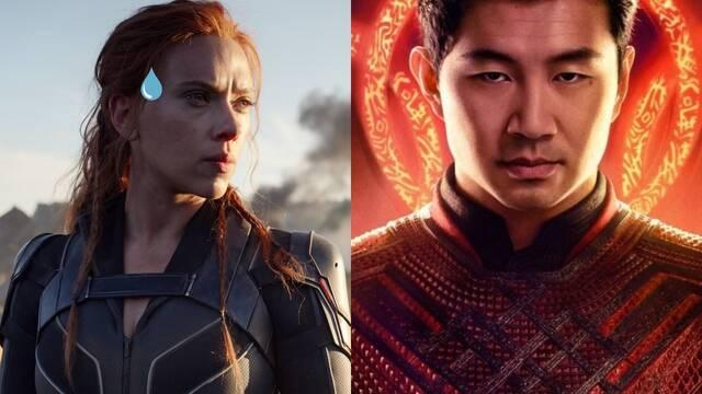 Shang-Chi supera a Viuda Negra como la película más taquillera en USA en toda la pandemia