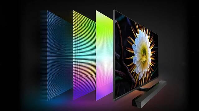 Samsung empezará a producir sus nuevos paneles QD-OLED para TV en noviembre