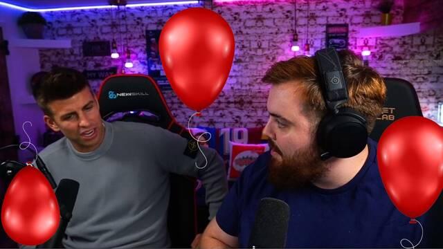 De locos: Ibai y Piqué anuncian que preparan un mundial de globos