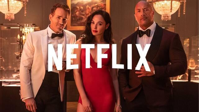 Alerta Roja: Gal Gadot da una paliza a The Rock y Ryan Reynolds en lo nuevo de Netflix