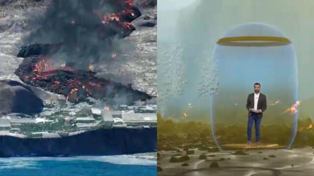 La detallada explicación del volcán de La Palma que se hace viral en redes sociales