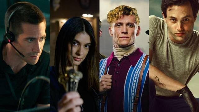 Estrenos de Netflix en octubre 2021: todas las series y películas