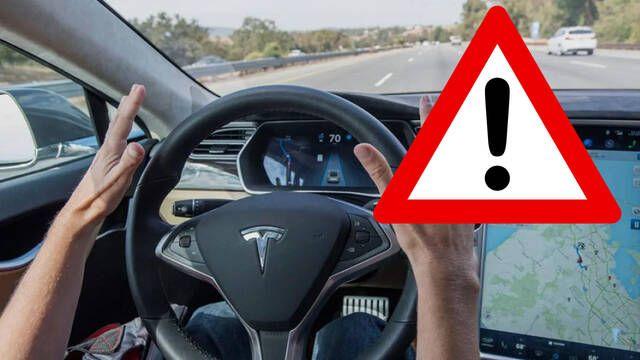 Determinan el problema de seguridad más evidente del Autopilot de Tesla