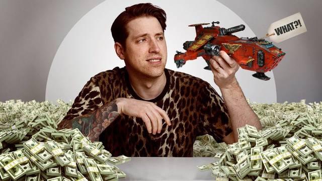 Vendida por 35.000 dólares la miniatura más rara de Warhammer 40.000