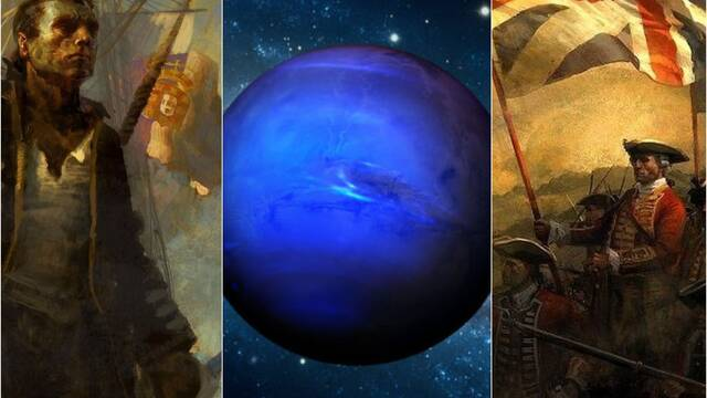 ¿Quién descubrió Neptuno, Francia o Reino Unido? Así fue la batalla por el gigante azul