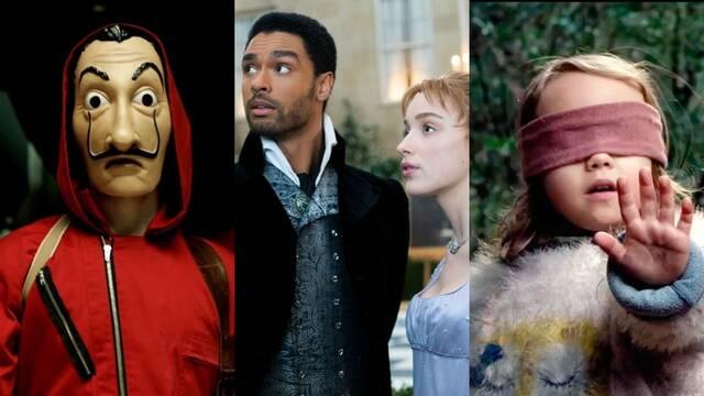 Estas son las 10 series y películas más vistas de Netflix en toda su historia