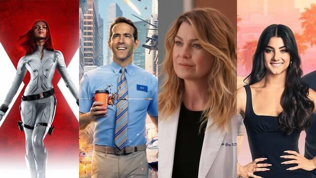 Estrenos de Disney+ en octubre 2021: todas las series y películas