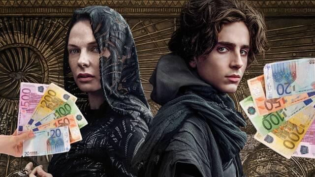 'Dune' domina la taquilla española y sigue haciendo buenos números