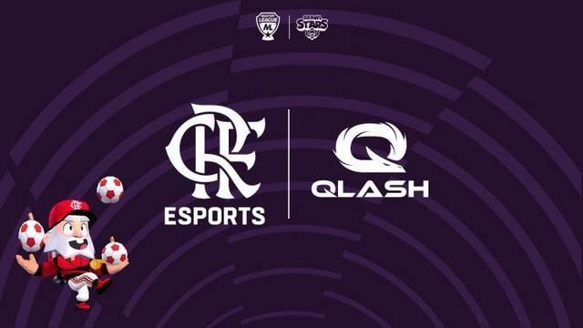 El Flamengo une fuerzas con QLASH para las competiciones de Brawl Stars