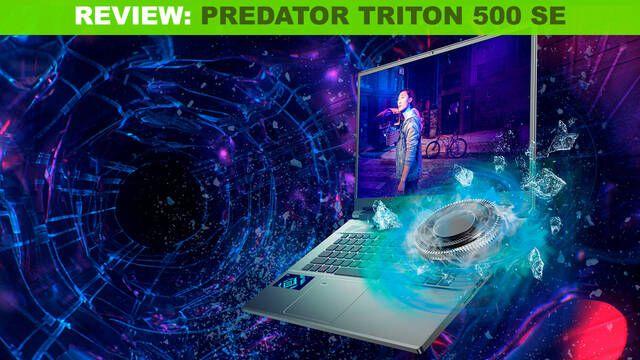 Análisis Predator Triton 500 SE, un gran portátil fino para jugar