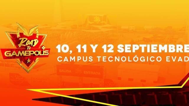 Road to Gamepolis volverá a llevar los esports a Málaga el 11 y 12 de septiembre