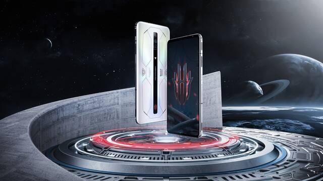 Nubia Red Magic 6S Pro, el nuevo teléfono para jugar tope de gama con pantalla de 165 Hz