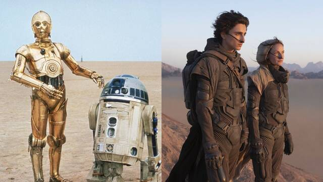 Una escena de 'Star Wars' inspiró la 'Dune' de Denis Villeneuve