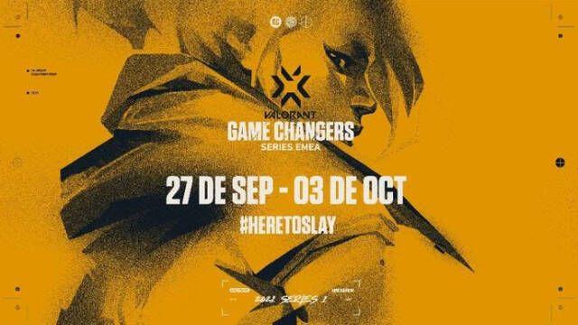 VALORANT Champions Tour GAME CHANGERS llega a Europa para apoyar los esports femeninos