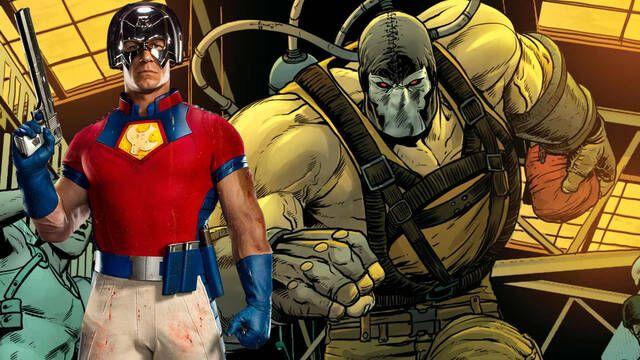 Peacemaker: James Gunn desmiente la aparición de Bane en la serie de John Cena