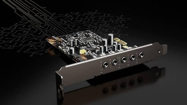 Sound Blaster Audigy FX V2, la nueva tarjeta de sonido para jugar al máximo en PC: