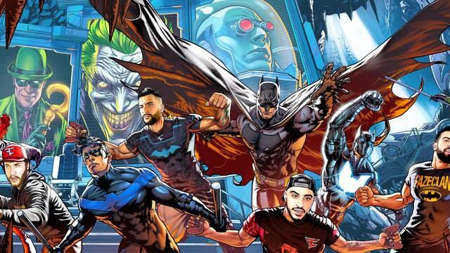 El club de esports FaZe Clan lanzará junto a DC un cómic de Batman de Edición Limitada