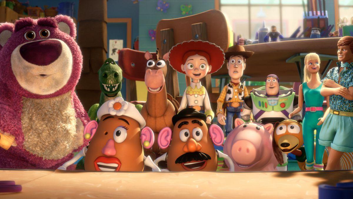 Toy Story 3 - Mejores películas Rakuten Wuaki TV