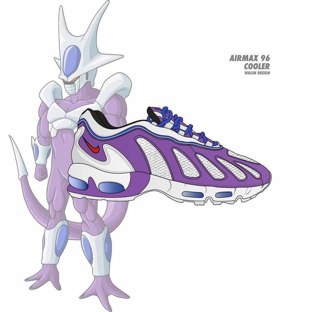 Dragon Ball Nike