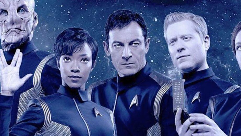 Star Trek Discovery - Series Netflix