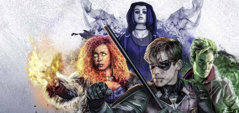Titans - Series Netflix