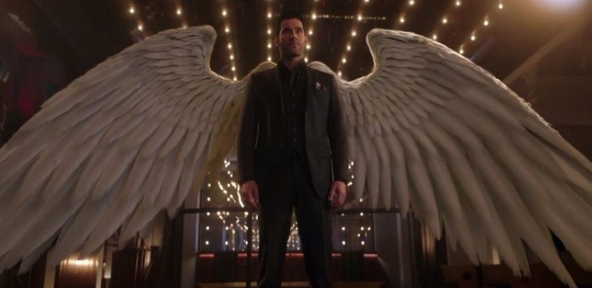 Lucifer - Series Netflix