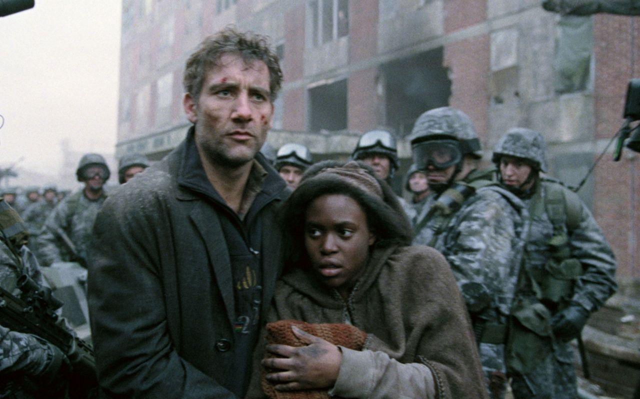 Mejores películas HBO - Hijos de los Hombres