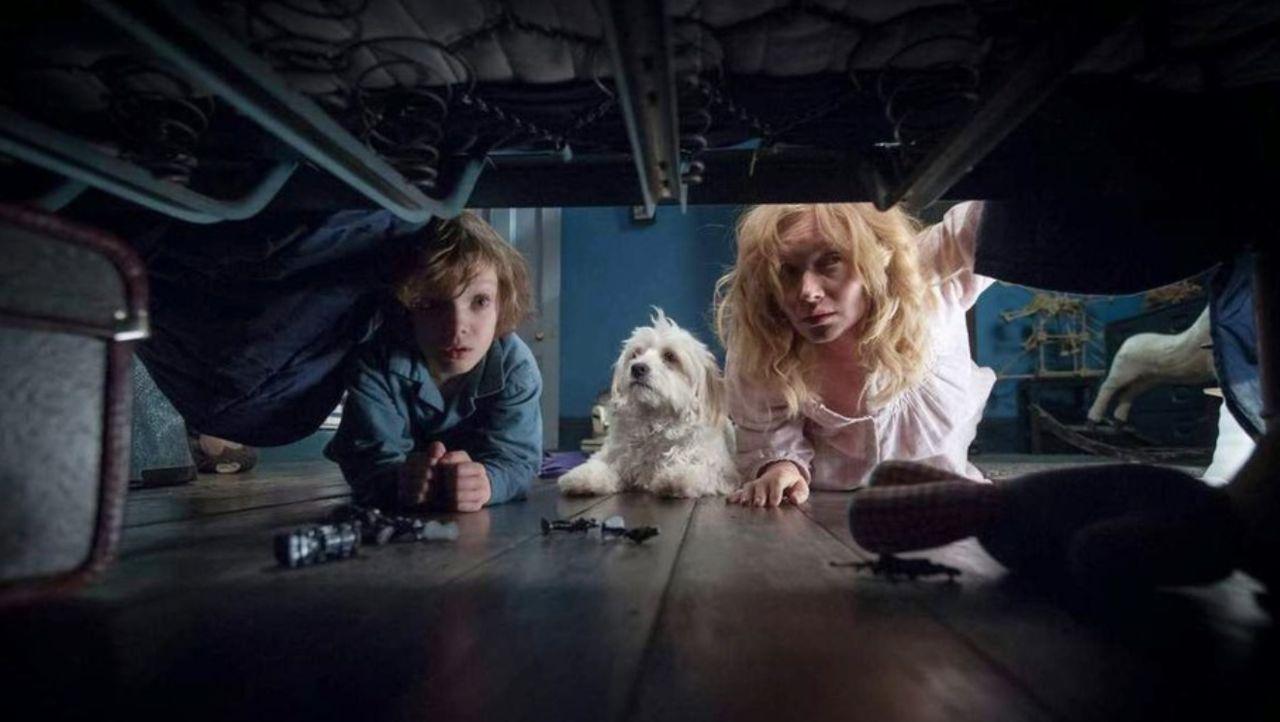 Películas de terror Netflix - Badabook