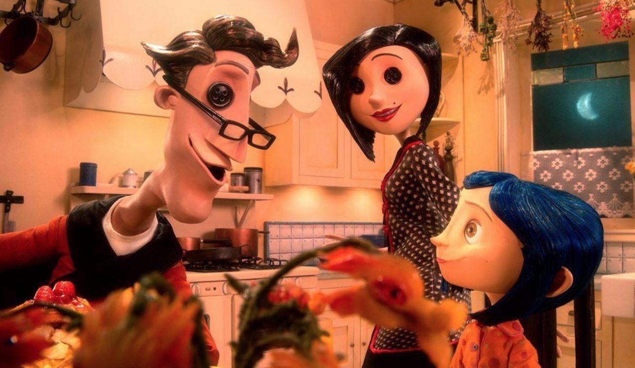 Mejores películas Netflix - Los Mundos de Coraline