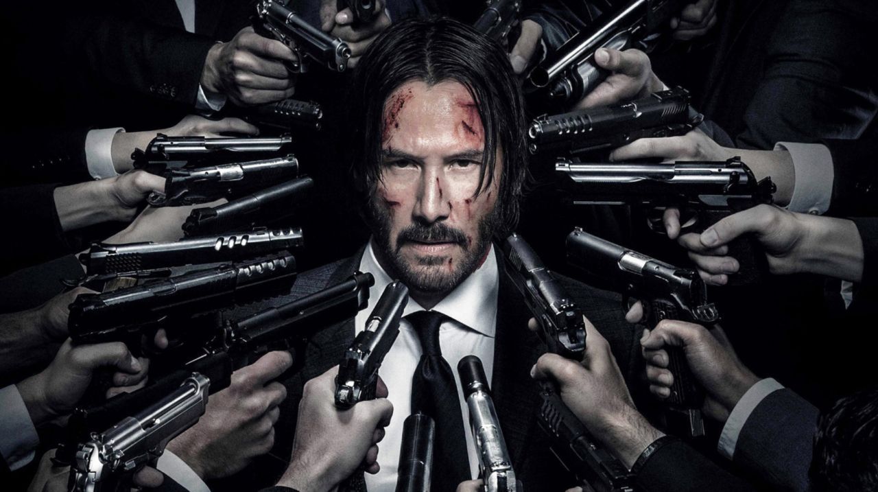 Mejores películas Netflix - John Wick 2: Pacto de Sangre