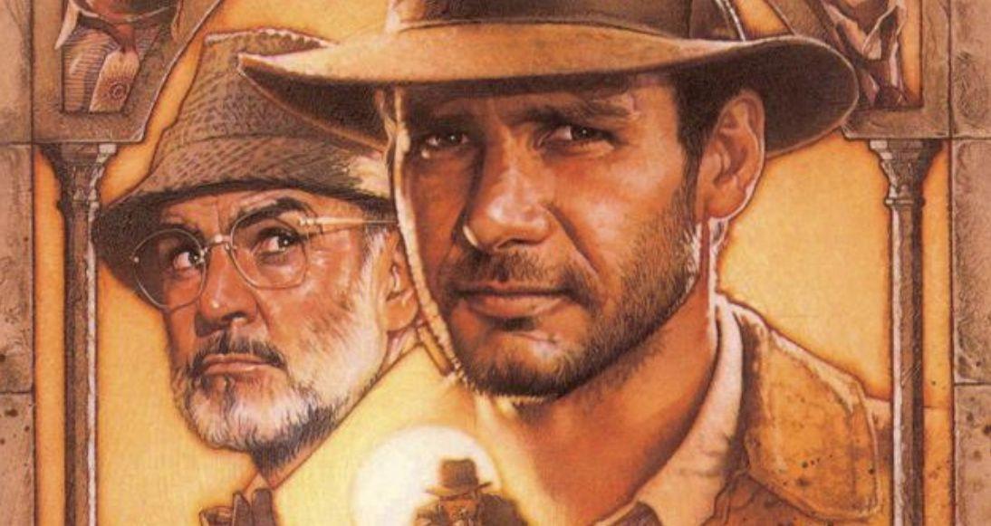 Mejores películas Netflix - Indiana Jones y la Última Cruzada