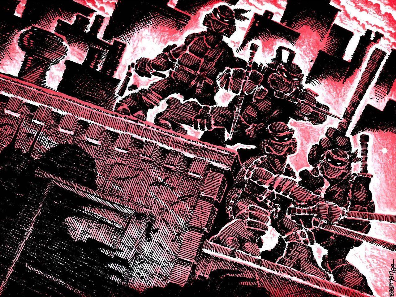De las sombras a la fama: el boom de las Tortugas Ninja
