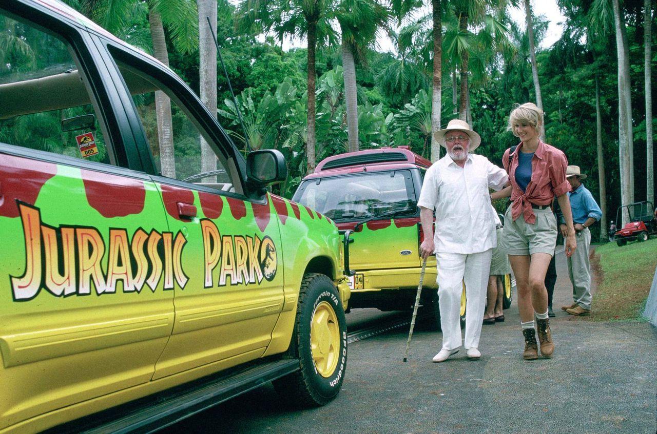 Jurassic Park serie de los 90