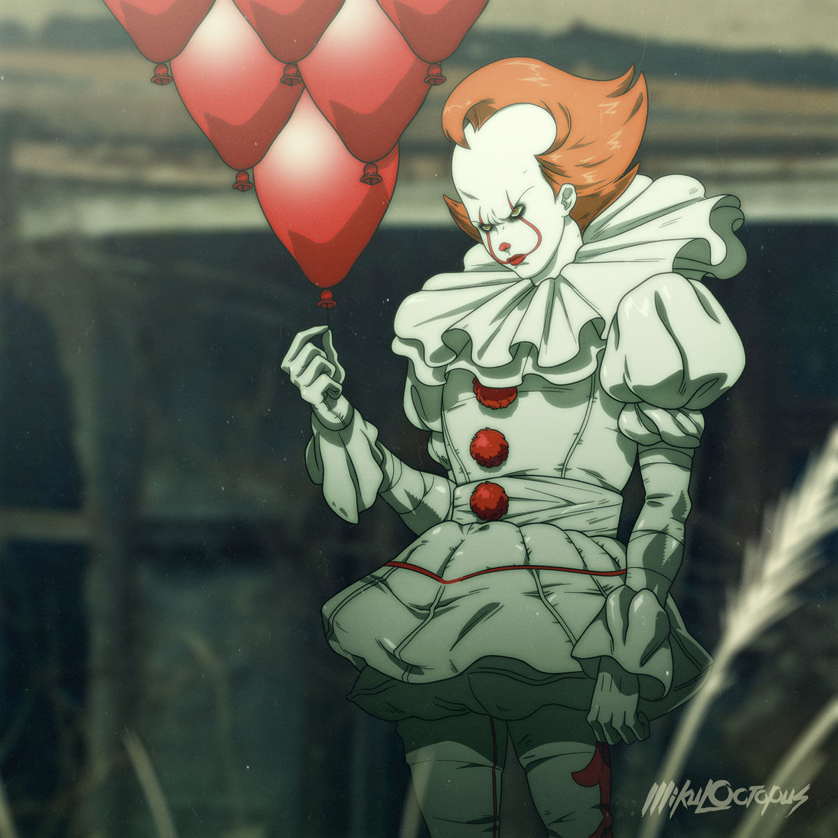 Pennywise Anime