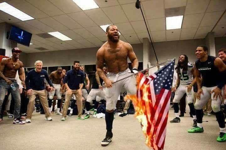 Bandera NFL