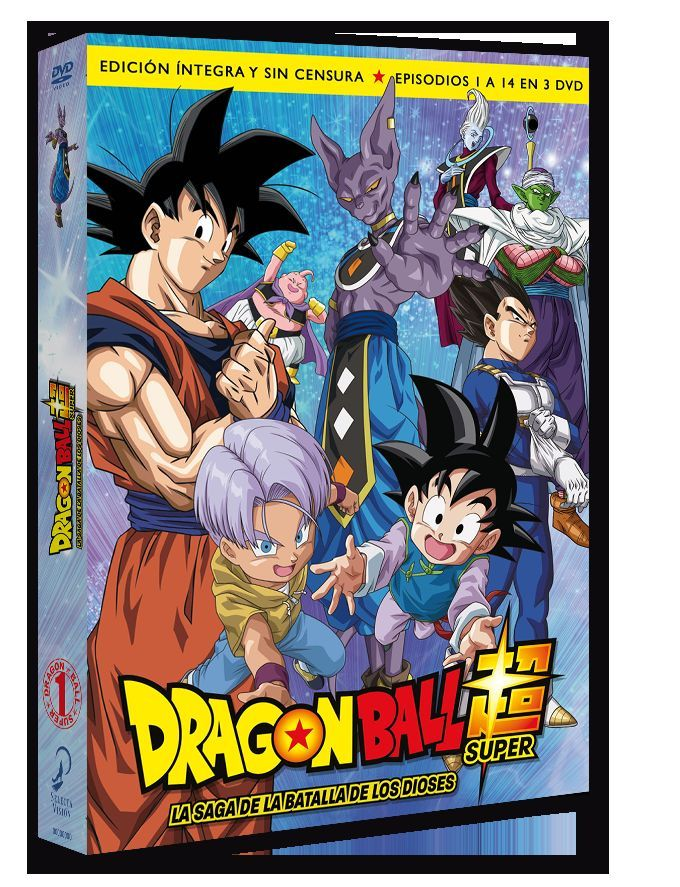 Dragon Ball Packs 1