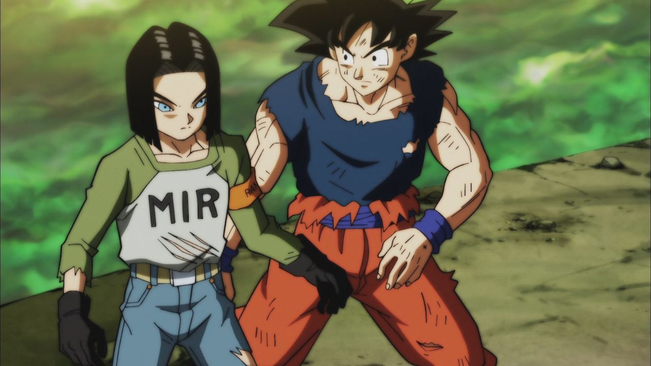 Dragon Ball Super Episodio 119