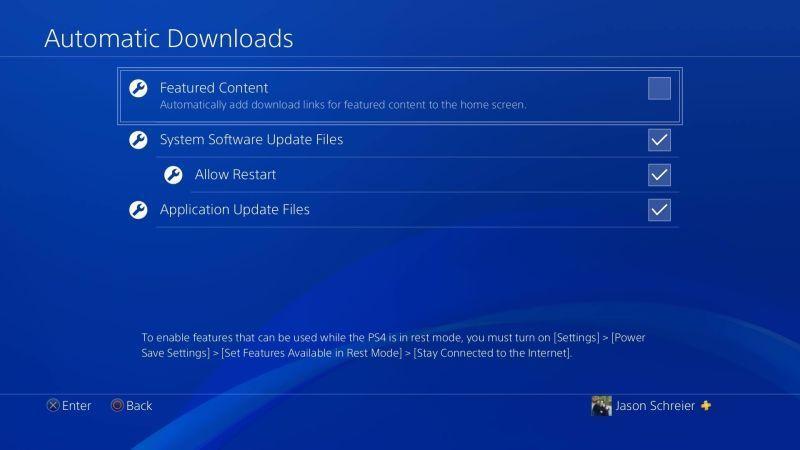 Desactivar publi PS4